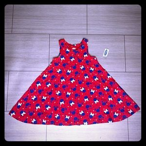 NEW Old Navy Disney Minnie Mouse Dress Size 4T
